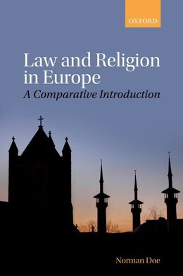 Book Law and Religion in Europe: A Comparative Introduction by Norman Doe