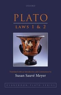 Book Plato: Laws 1 and 2 by Susan Sauve Meyer