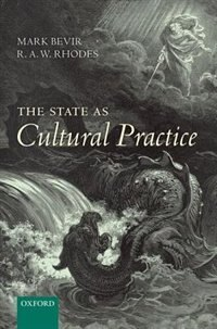 Book The State as Cultural Practice by Mark Bevir