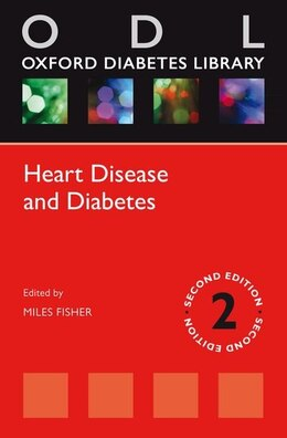 Book Heart Disease and Diabetes by Miles Fisher
