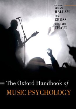 Book Oxford Handbook of Music Psychology by Susan Hallam