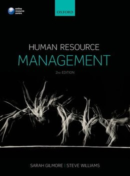 Book Human Resource Management by Sarah Gilmore