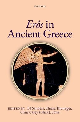 Book Eros in Ancient Greece by Ed Sanders