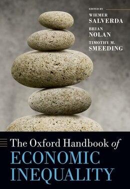 Book The Oxford Handbook of Economic Inequality by Wiemer Salverda