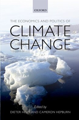 Book The Economics and Politics of Climate Change by Dieter Helm