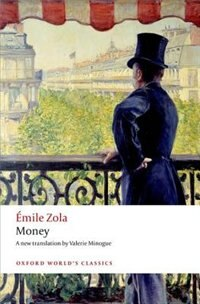 Book Money by Emile Zola