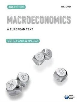 Book Macroeconomics: A European Text by Michael Burda