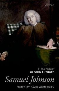 Book 21st-Century Oxford Authors: Samuel Johnson by David Womersley