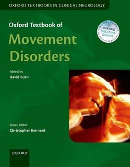 Book Oxford Textbook of Movement Disorders by David Burn