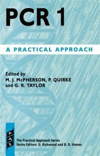 Book PCR 1: A Practical Approach by M. J. McPherson