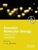 Book Essential Molecular Biology Vol 2 by Terry Brown