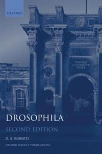 Book Drosophila: A Practical Approach by D. B. Roberts