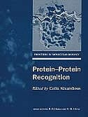 Book Protein-protein Recognition by Colin Kleanthous