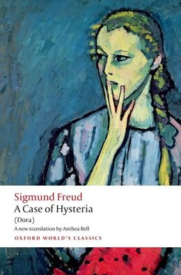 Book A Case of Hysteria: (Dora) by Sigmund Freud