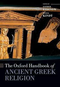Book The Oxford Handbook of Ancient Greek Religion by Esther Eidinow
