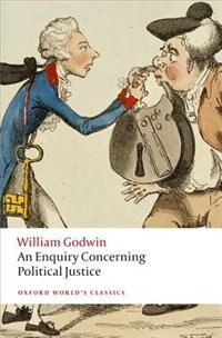 Book An Enquiry Concerning Political Justice by William Godwin