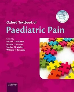 Book Oxford Textbook of Paediatric Pain by Patrick J. Mcgrath