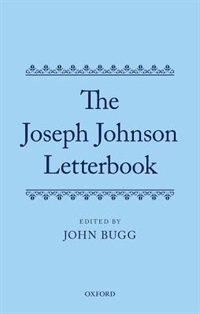 Book The Joseph Johnson Letterbook by John Bugg