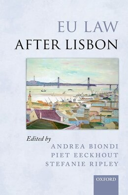 Book EU Law after Lisbon by Andrea Biondi