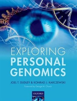 Book Exploring Personal Genomics by Joel T. Dudley