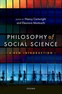 Book Philosophy of Social Science: A New Introduction by Nancy Cartwright
