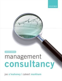 Book Management Consultancy by Joe OMahoney