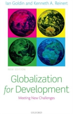 Book Globalization for Development: Meeting New Challenges by Ian Goldin
