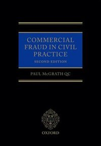 Book Commercial Fraud in Civil Practice by Paul Mcgrath