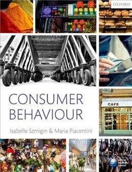 Book Consumer Behaviour by Isabelle Szmigin