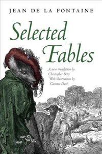 Book Selected Fables by JEAN DE LA FONTAINE