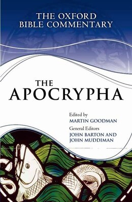 Book The Apocrypha by Martin Goodman