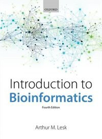 Book Introduction to Bioinformatics by Arthur Lesk