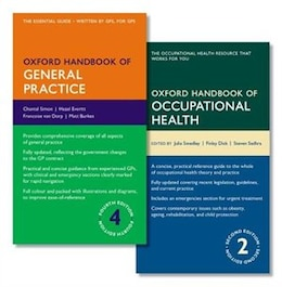Book Oxford Handbook of Occupational Health by Julia Smedley