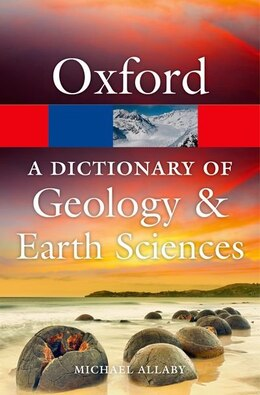 Book A Dictionary of Geology and Earth Sciences by Michael Allaby