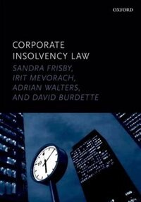 Book Corporate Insolvency Law by Sandra Frisby