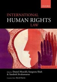 Book International Human Rights Law by Daniel Moeckli