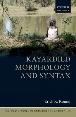 Book Kayardild Morphology and Syntax by Erich R. Round