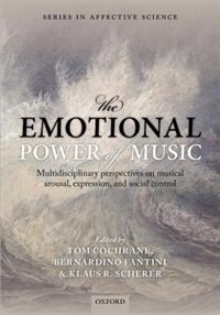 Book The Emotional Power of Music by Tom Cochrane