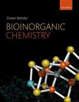 Book Bioinorganic Chemistry by Dieter Rehder
