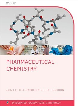 Book Pharmaceutical Chemistry by Jill Barber
