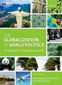 Book The Globalization of World Politics: An Introduction to International Relations by John Baylis