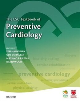 Book The ESC Textbook of Preventive Cardiology by Stephan Gielen