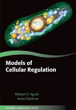 Book Models of Cellular Regulation by Baltazar Aguda