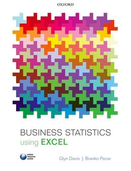 Book Business Statistics using Excel by Glyn Davis