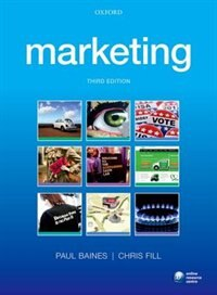 Book Marketing by Paul Baines