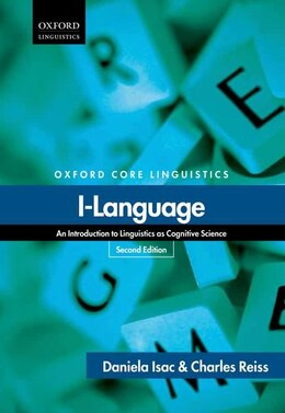 Book I-Language: An Introduction to Linguistics as Cognitive Science by Daniela Isac