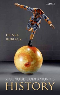 Book A Concise Companion to History by Ulinka Rublack
