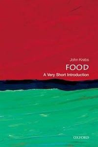 Book Food: A Very Short Introduction by John Krebs