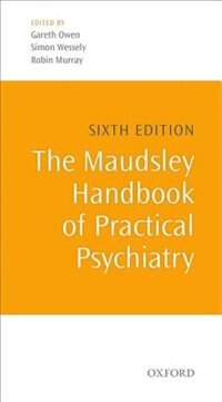 Book The Maudsley Handbook of Practical Psychiatry by GARETH OWEN