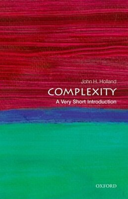 Book Complexity: A Very Short Introduction by John H. Holland